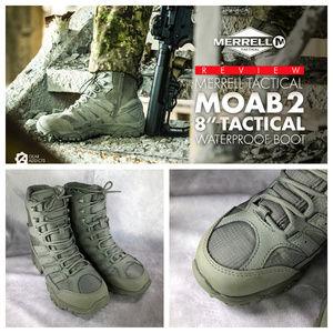 Women's MOAB 2 Eight-Inch Tactical Waterproof Boot